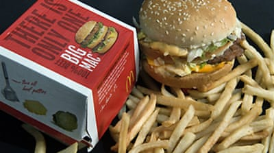 Iceland says bye to Big Mac