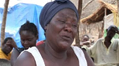 Displaced Zimbabweans face abuse