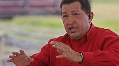 Prepare for war, Chavez tells army