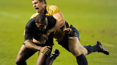 All Blacks finish Aussie whitewash