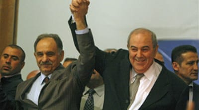 Iraqi parties form new coalition