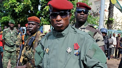 Guinea rejects foreign troop call