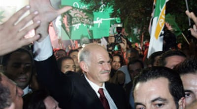 Opposition wins Greek election