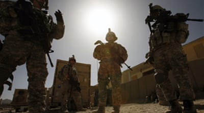 Obama rules out smaller Afghan war