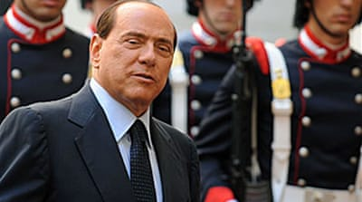 Berlusconi defiant on court ruling