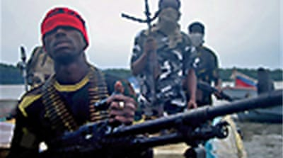Nigeria rebels say truce could end