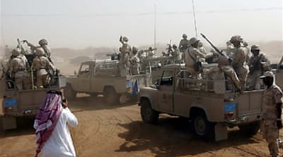 Saudi-Houthi border fighting ends