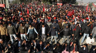 Nepal Maoist protests continue