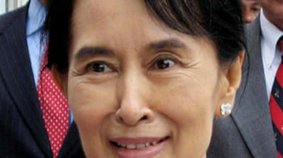 Obama tells Myanmar to free Suu Kyi