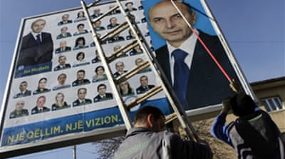 Kosovo heads to the polls
