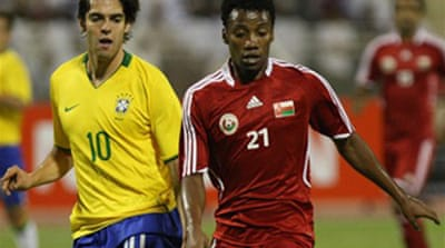 Brazil beat Oman in friendly