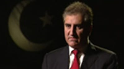 Interview: Shah Mehmood Qureshi