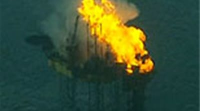 Timor oil rig fire 'a catastrophe'