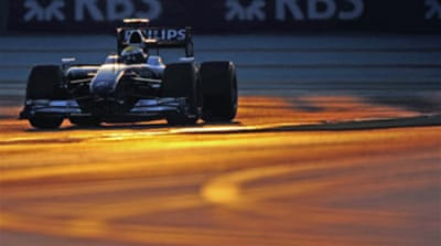 F1 set to formalise points system