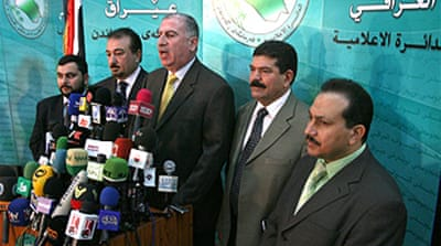 Iraqi MPs amend election law