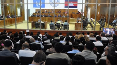 Cambodia's Duch trial nears end