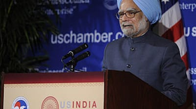 India presses for closer US ties