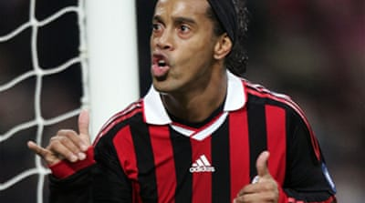 Leonardo: 'Ronaldinho is on fire'