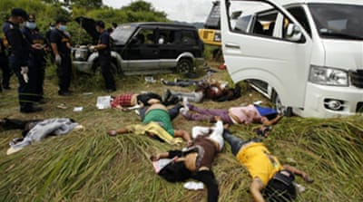 Mayor named as massacre suspect