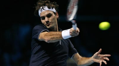 Federer assured of top rank