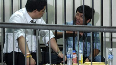 Philippine massacre suspect charged