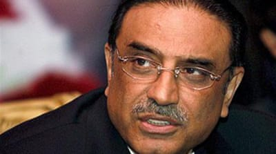 Zardari urged to relinquish powers