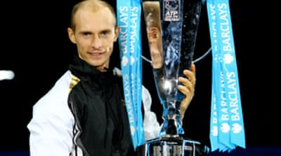 Davydenko rules in London