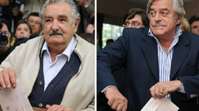 Uruguay holds runoff election