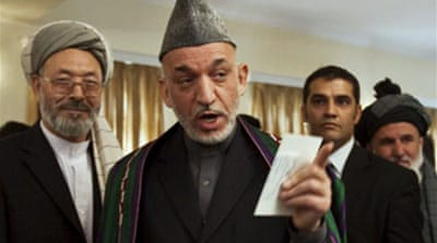 Afghan president selects ministers