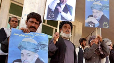 Karzai vows 'inclusive' government