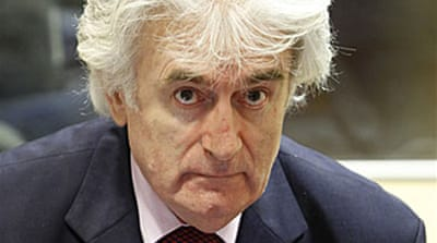 Karadzic: Serbs tried to avoid war