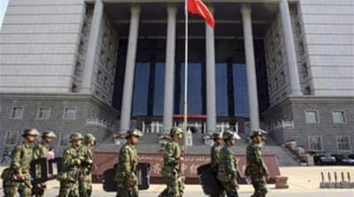 Death sentences over Xinjiang riots