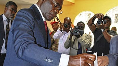 Equatorial Guinea begins vote count