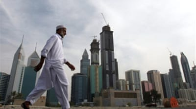 Sale of Dubai property bonds frozen