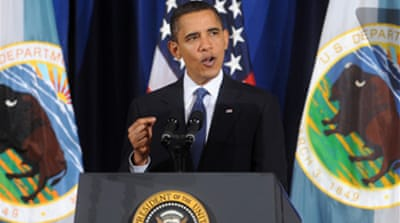 Obama vows to help tribal groups