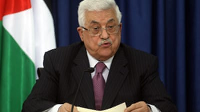 Abbas confirms election delay