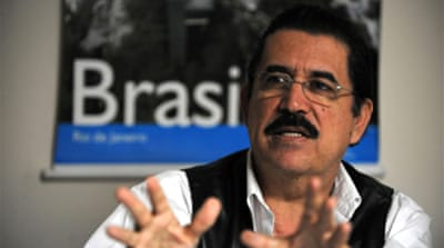 Honduras delays Zelaya decision