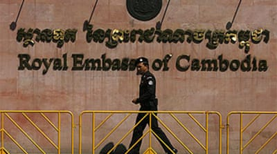 Thailand and Cambodia in fresh row