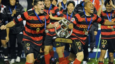 Pohang Steelers triumph in Tokyo
