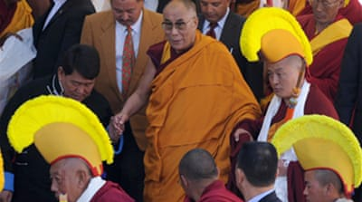China warns Obama over Dalai Lama
