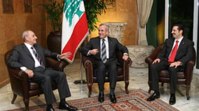 Lebanon PM forms unity cabinet