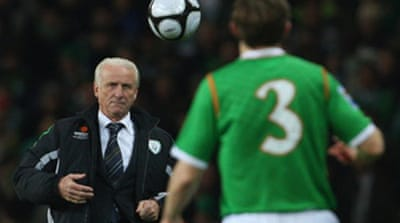 Ireland knocked back by Fifa