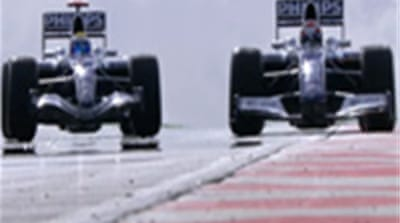 Williams F1 unveil new line-up