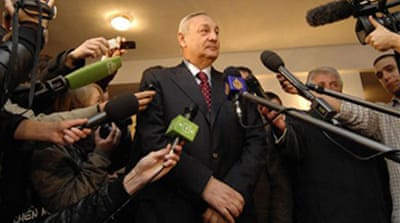 Abkhazia president wins second term