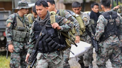 Philippine fighters free hostages