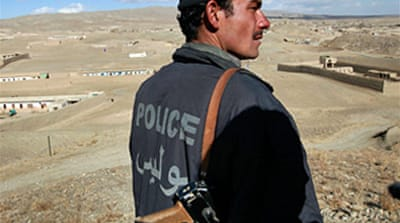 Afghan policemen killed in attacks