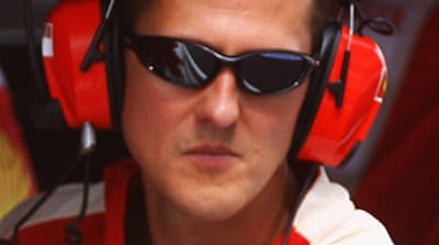 Schumacher closer to Mercedes deal