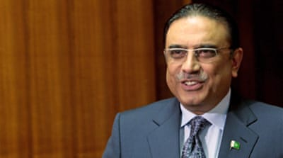 Reopening of Zardari case ordered