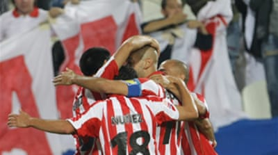 Estudiantes reach Club final
