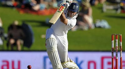 Strauss leads England fightback